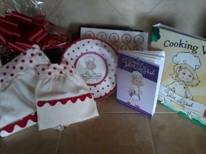 Vivi LeDish Gift Set & $25 Gift Card